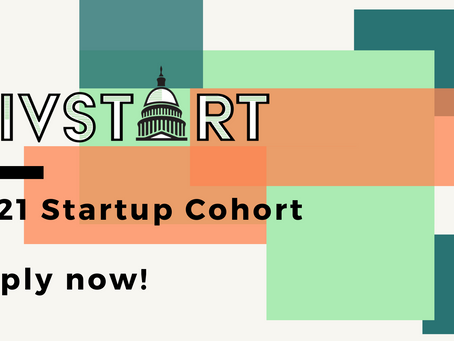 GOVTECH ACCELERATOR OPENS APPLICATION FOR THIRD COHORT