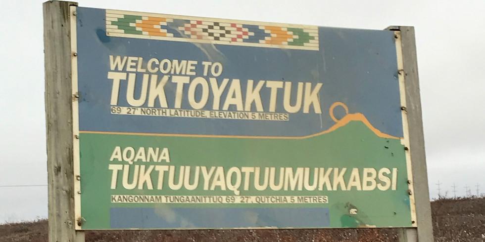 Tuktoyaktuk: Kayaking the Arctic Ocean