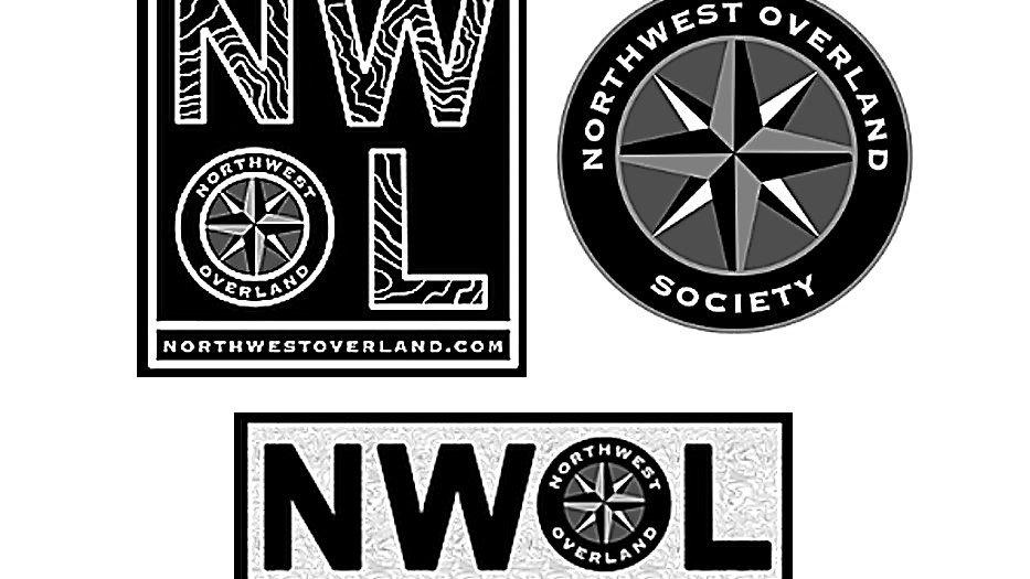 NWOL Vinyl Sticker Pack