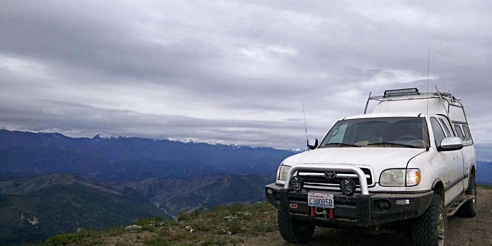NWOL Guided Trail Ride: Tronson Ridge Trail- All Day Trail Ride