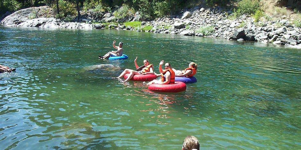 Yakima River Lazy Float Trip