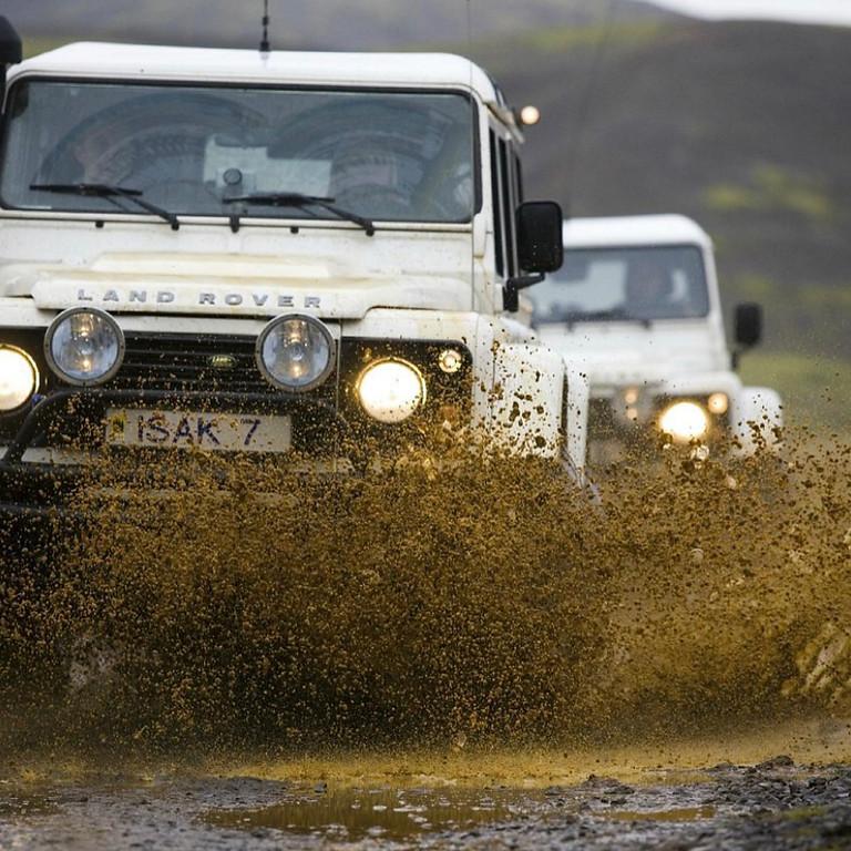 NWOL - Icelandic Off-Road Adventure