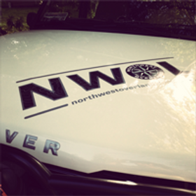 NWOL Die Cut Vinyl Decal 10x30