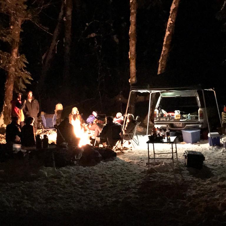 6th Annual Winter Solstice Bon Fire