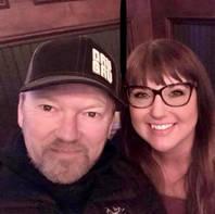 Dan Cronin & Carrie Davis