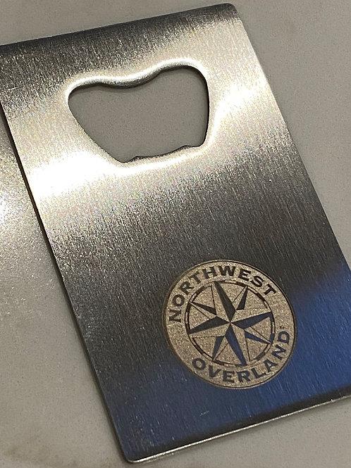 NWOL Credit Card Bottle Opener