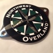 NWOL Grill Badge
