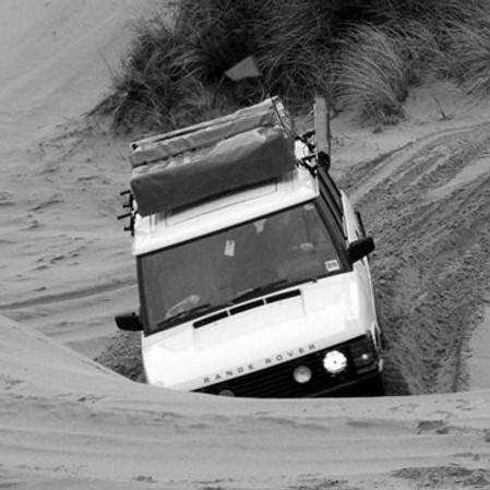 Basic Sand Recovery Class - Beverly Dunes, WA.
