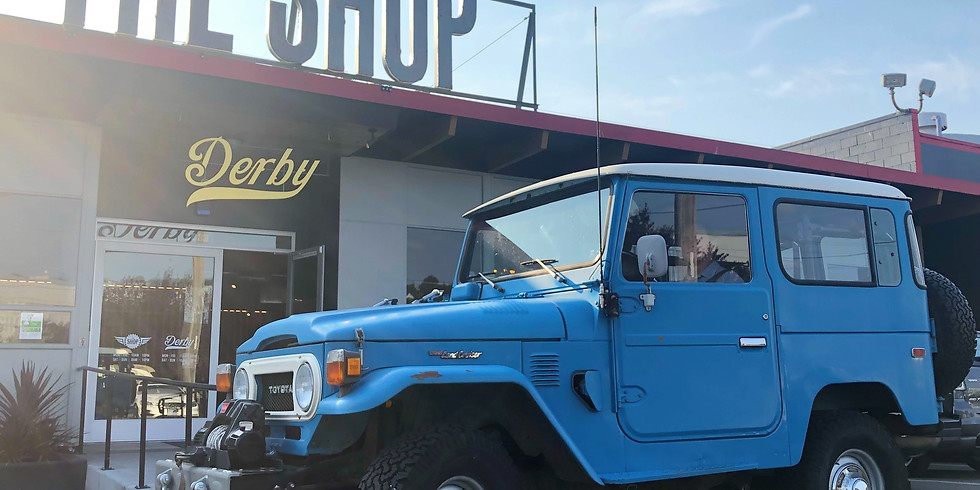 The Shop - Cars & Coffee Overland Event