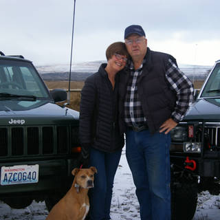 Mark & Vicki Lennox