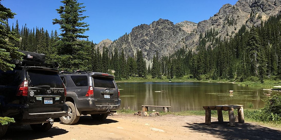 Gallagher Head Lake Adventure
