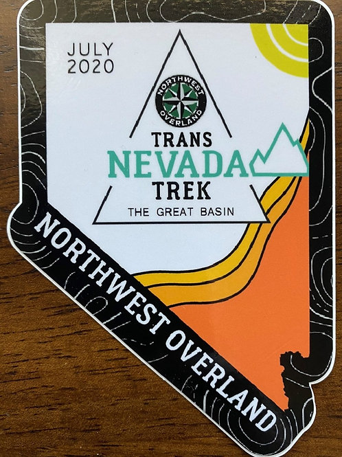 TNT2020 Decal