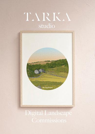 Digital Landscape Commission