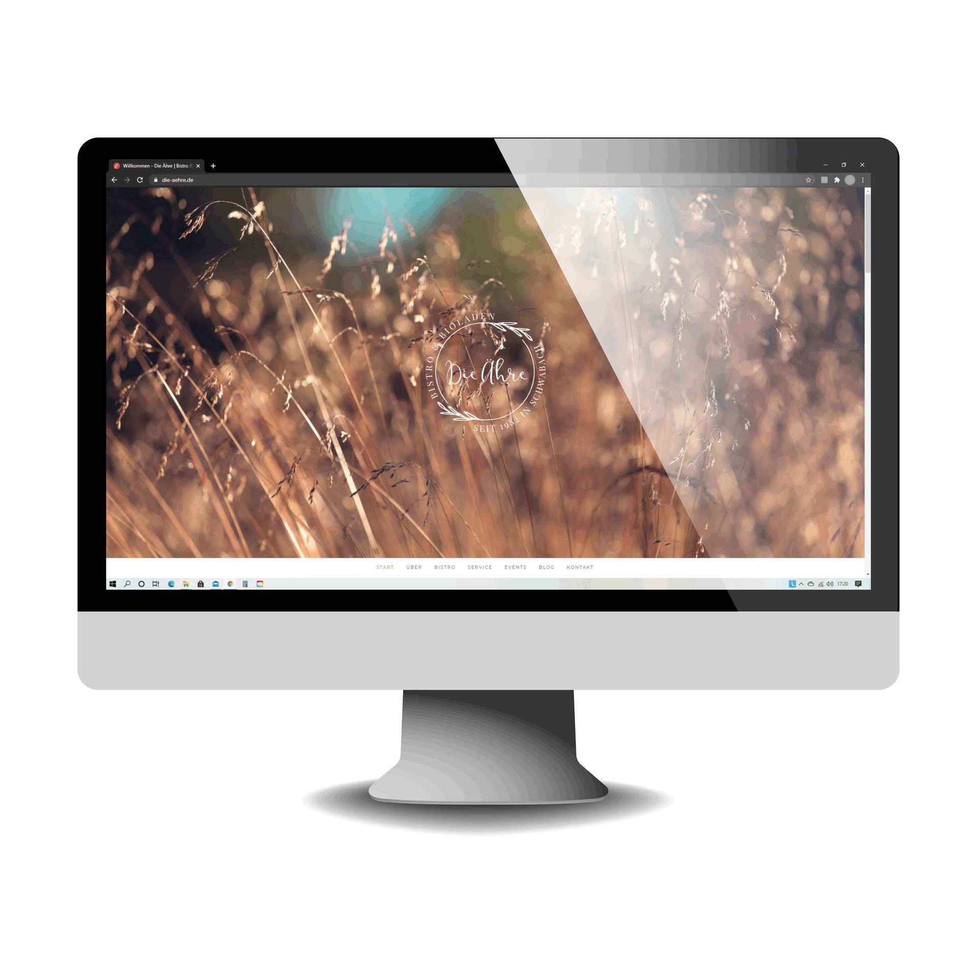 Logo, Website, Print und Image Video