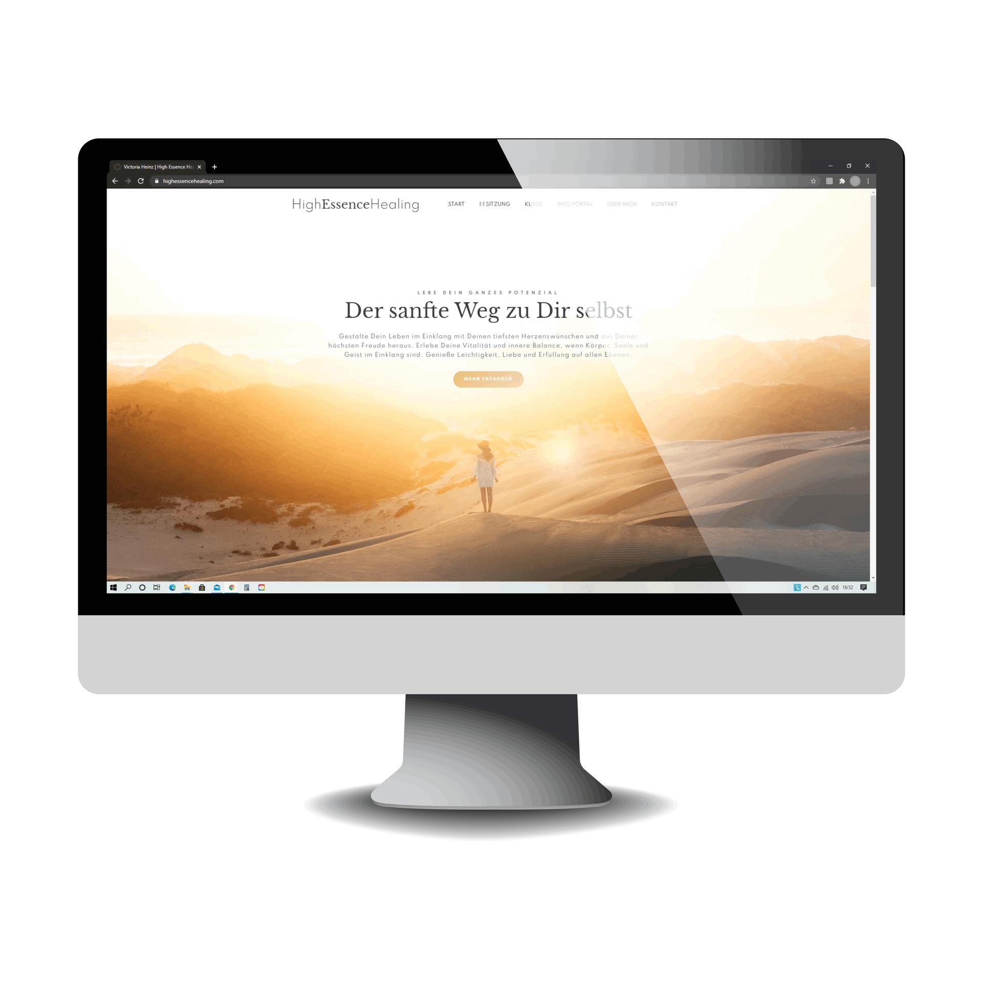 Website und Print