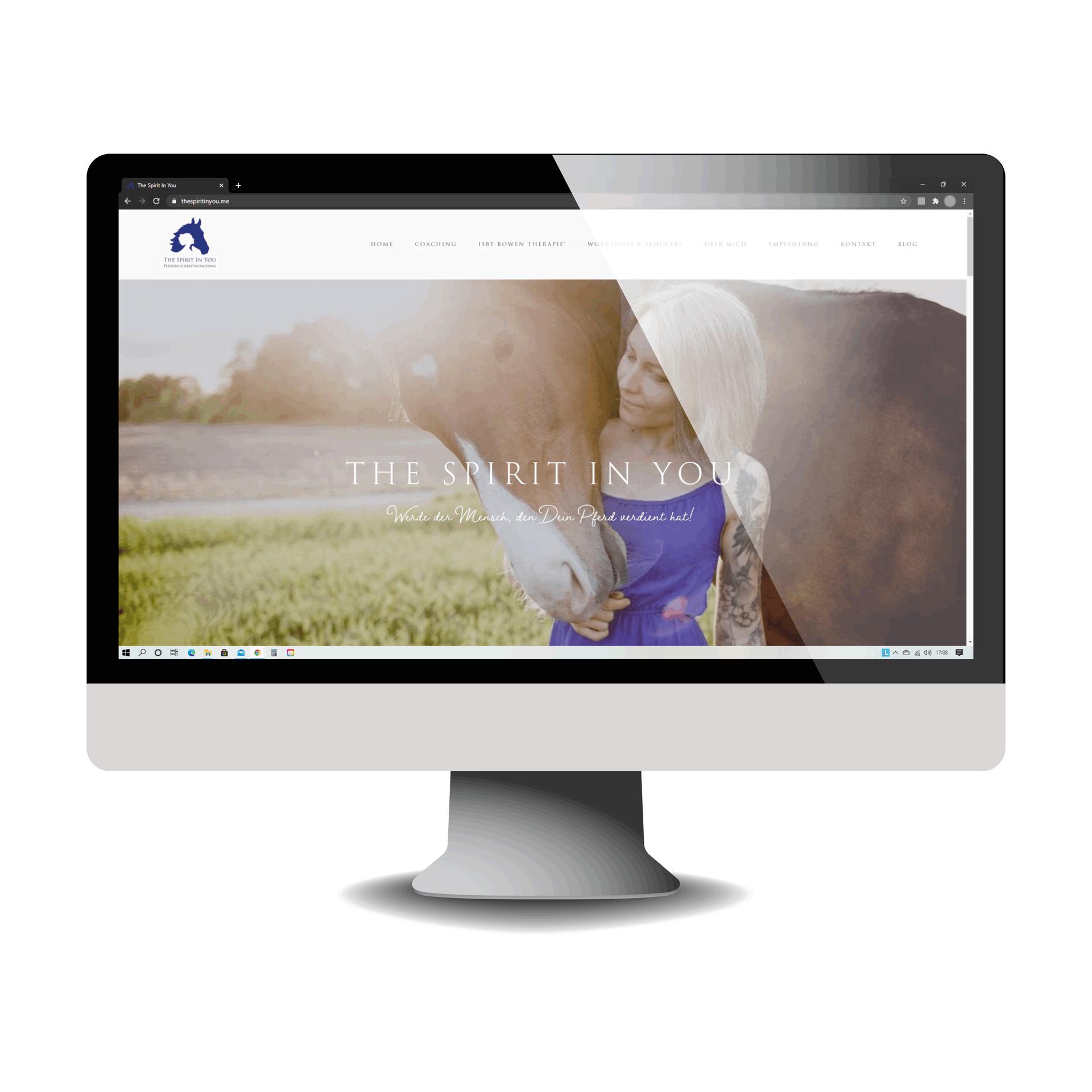 Einmaliger Website Refresh