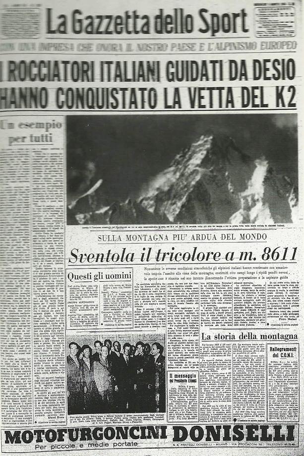 4 Agosto 1954