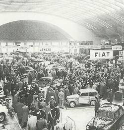 Torino Aprile 1952