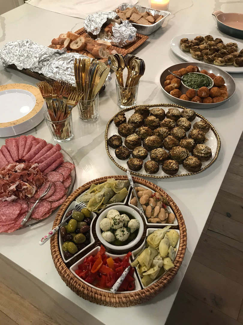 Antipasti Spread