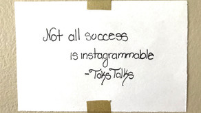 Is it success if no one knows?