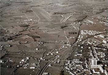 Vue aerienne Circuit d'Albi