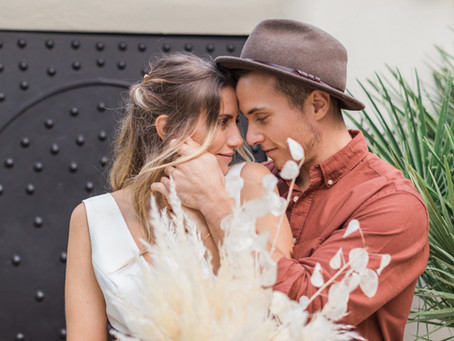 JUST LOVE FESTIVAL #5 : Shooting d'inspiration mariage