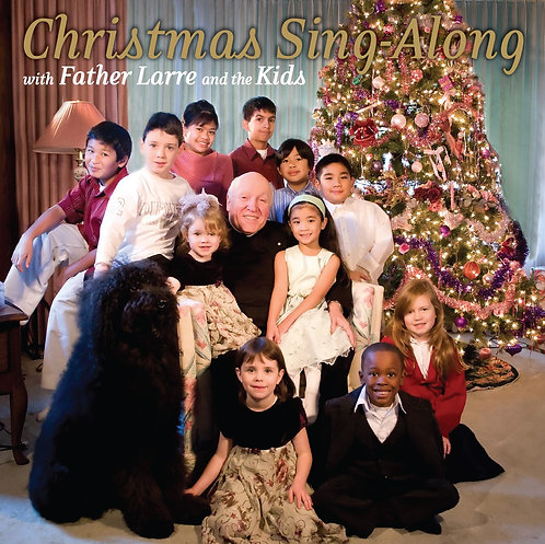 [CD] Christmas Sing-Along with Father Larre and the Kids
