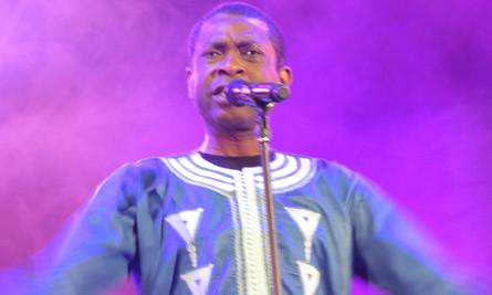 Youssou en Super étoile à Vienne!