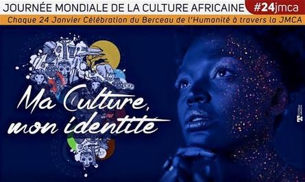 24 Janvier: Journée Mondiale de la Culture Africaine.