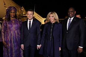 Emmanuel au Sénégal