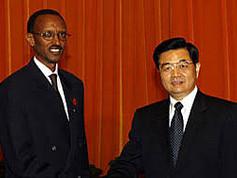 La popularité des marchandises chinoises en Afrique expliquée par Paul Kagamé