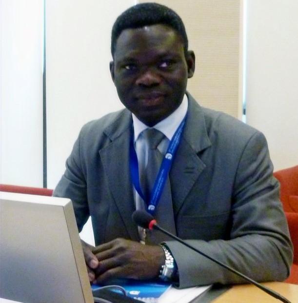 Roger Koudé -Titulaire Chaire de l'Unesco-