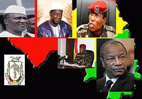 """Guinée: En attendant un """"gouvernement des bêtes sauvages""""."""