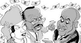 La corruption gangrène le Cameroun.