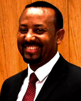 Y'a pas que la Haye pour les Leaders africains, il y'a le Nobel aussi.