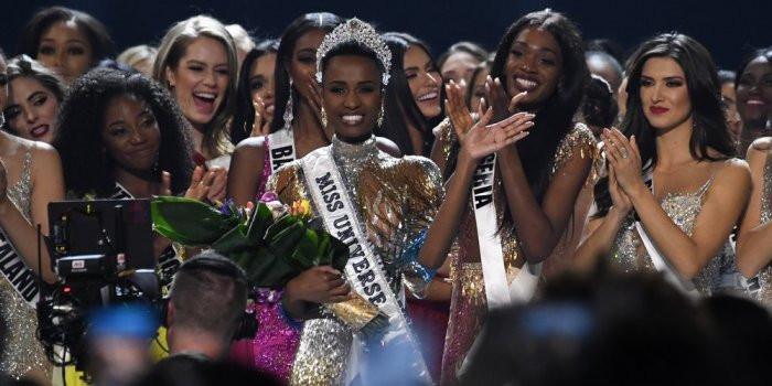 Zozibini Tunzi, Miss Univers 2019 -Diaspora221Info-