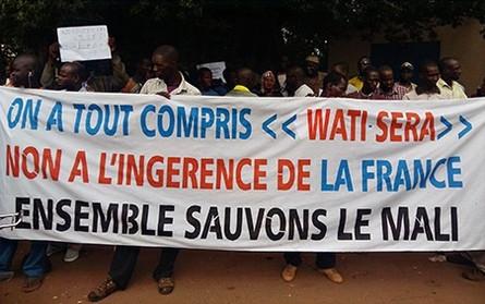 Mali: Du chaos au sentiment anti-français.