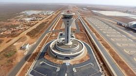 Sénégal: Aéroport Blaise Diagne, un joyau en papier mâché.