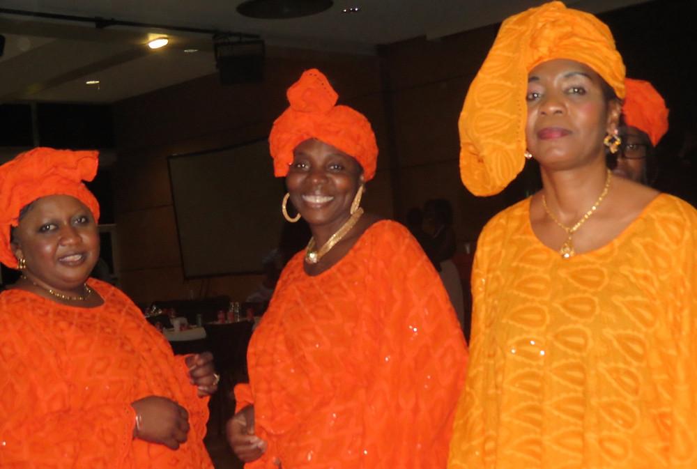 Beauté et charme de la femme sénégalaise