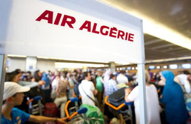Air Algérie en zone de turbulence.