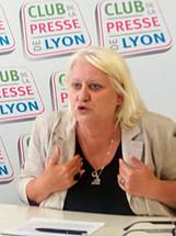 """Rentrée politique: Michèle Picard """"J'assume notre gestion communiste"""""""