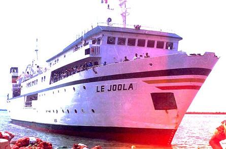 Le Joola: C'était le 26 septembre 2002.