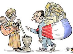 """Lettre ouverte à Macron sur le caractère """"civilisationnel"""" du sous-développement de l'"""
