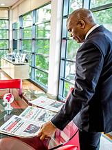 Tony Elumelu: L'Africapitalisme et le développement de l'Afrique.