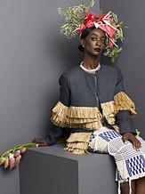 Loza Maléombho, une styliste qui détonne
