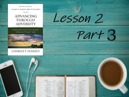 Blaming Adversity on Satan