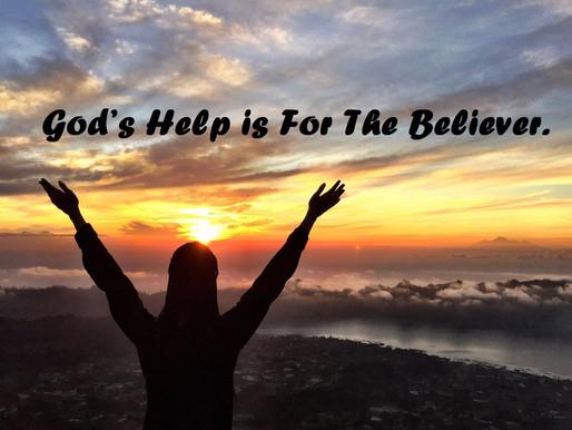 Help Me Lord...