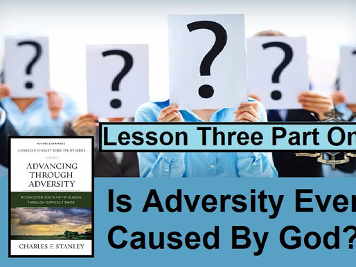 Is Adversity Ever Caused By God?