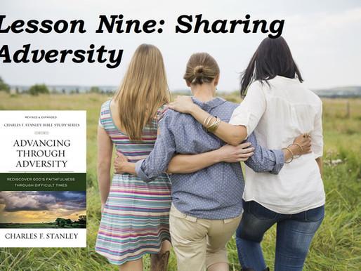 Sharing Adversity