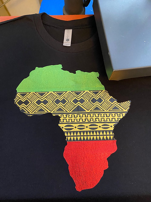 Metaillic Africa